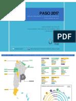 Mapa Politico Paso 2017