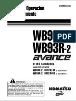 Manual de Operacion y Mantenimiento WB91R-2  WB93R-2.pdf
