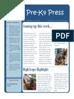 prek4 - jess week 2