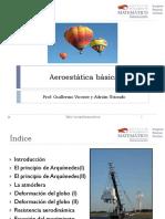 Aeroestática(III)