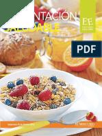 Alimentacion Saludable en Baja