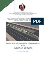 Estudio Impacto a Lima