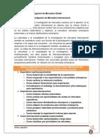 Investigacion de Mercados Inter