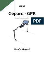 Gepard Manual En