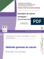 JT_seisme_2012_J3_2_Exemples_calculs_1b_Portique_V1