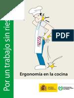 Ergonomia en la Cocina