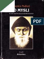 Prentice Mulford O Mysli (1991, 1. Vyd)