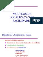 2017 I Aula Localizacao de Facilidades
