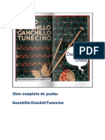 Libro Completo Ganchillo Ganchillo Tunecino