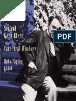 KARG-ELERT, Sigfrid (1877-1933)