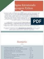 Paradigma Estruturado (Python)