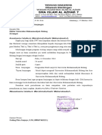 Surat Kunjungan UMM Malang