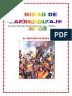 UNIDAD DE APRENDIZAJE
