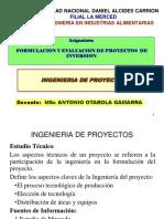 6. Ingenieria de Proyecto