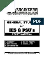 General Studies Sample Book PDF for Ies Gate Ssc Psu's Exam (1)