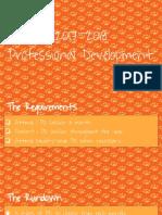 2017-2018  professional development