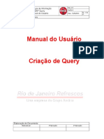 Manual SAP - Criacao de Query
