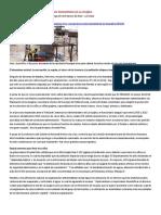 Crisis de La Guajira - Notas de Prensa 2016