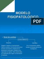 MODELO FIsiopatologico