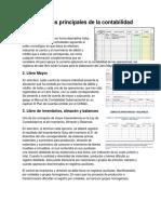 Los 4 libros principales de la contabilidad.docx