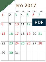 Calendario Bomberos PDF