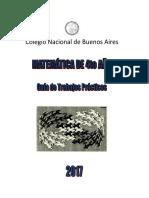 Guia 4to Ano 2017 Matematica