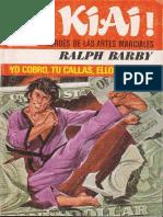 Yo Cobro, Tú Callas, Ellos Pagan - Ralph Barby