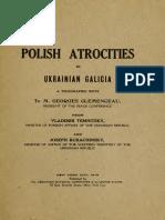 Polish Atrocities in Ukrainian Galicia (1919)
