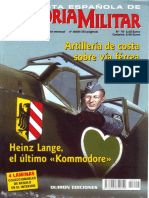 Revista Espanola de Historia Militar 019 020 Enero Febrero 2002