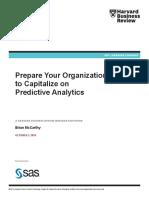 Harvard BR Predictive Analytics