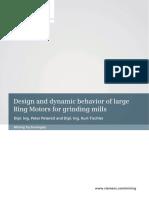14_06_Design and Dynamic Behavior of Large Ring Motors for Grinding Mills