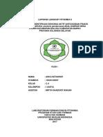 Format Laporan Lengkap Fito 2