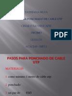 Diapositiva Del Ponchado