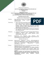 Perubahan Qaidah PTM 20071