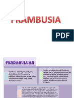 Frambusia Ppt Hampir Fix