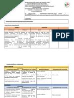 Planeación didáctica Inglés III 1m 1H