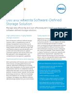 Dell Nexenta Software Defined Storage 072914