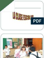 Clase Escolar