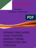 Pendekatan Kaedah Teknik (Strategi PnP) - Copy