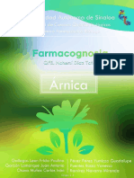 Arnica Oficial Farmacognosia