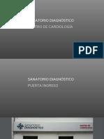 sanatorio - Centro de Cardiología