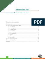 Una sana alimentacion.pdf