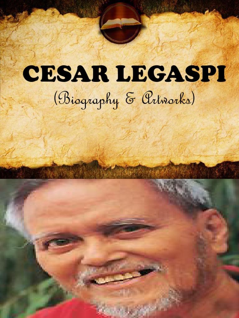 Celeste Legaspi (b. 1950)