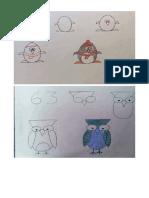 plantilla dibujos