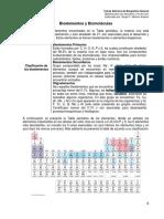 1 Bioelementos y Biomoléculas