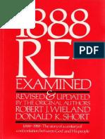 1888 Reexaminado Print
