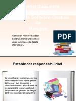 Estándar IEEE Para Procesos de Ciclo