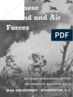 Japanese Ground & Air Forces