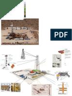 Diagrama componentes de un equipo de perforacion