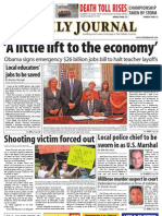08-11-10 issue of the Daily Journal